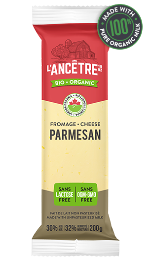 Parmesan - Certified Organic | Fromagerie L'Ancêtre