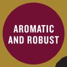 SAQ - Aromatic and robust